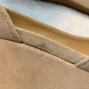 Franco Sarto Shoes - Franco Sarto suede wedge shoes. 8
